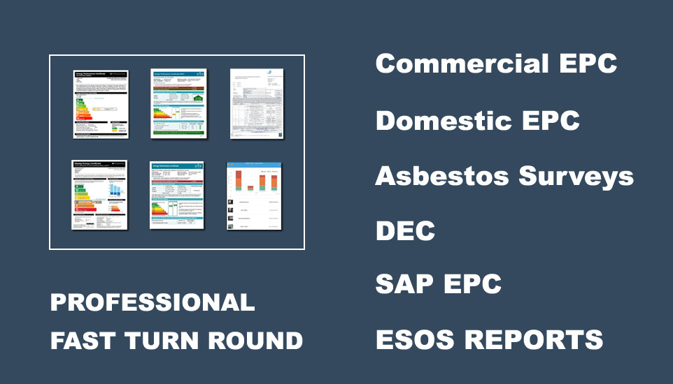 Commercial EPC London